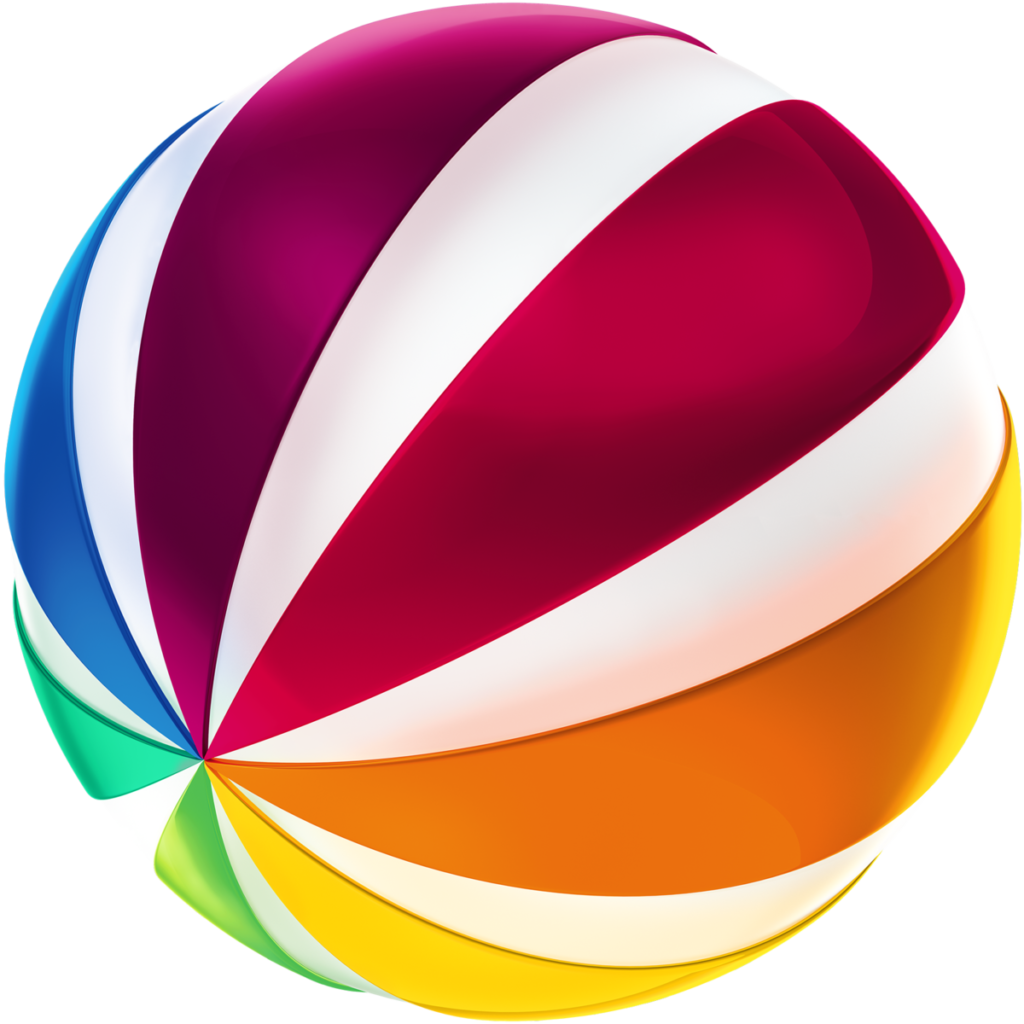 1200px Neues Sat. 1 Logo Transparent
