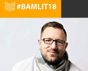 Timo Ameruoso Buchlesung Bamberger Literaturfestival 01.03.2018