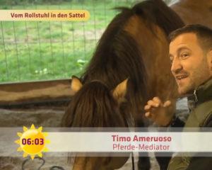 Timo Ameruoso Sat 1 Frühstücksfernsehen 07.01.2016